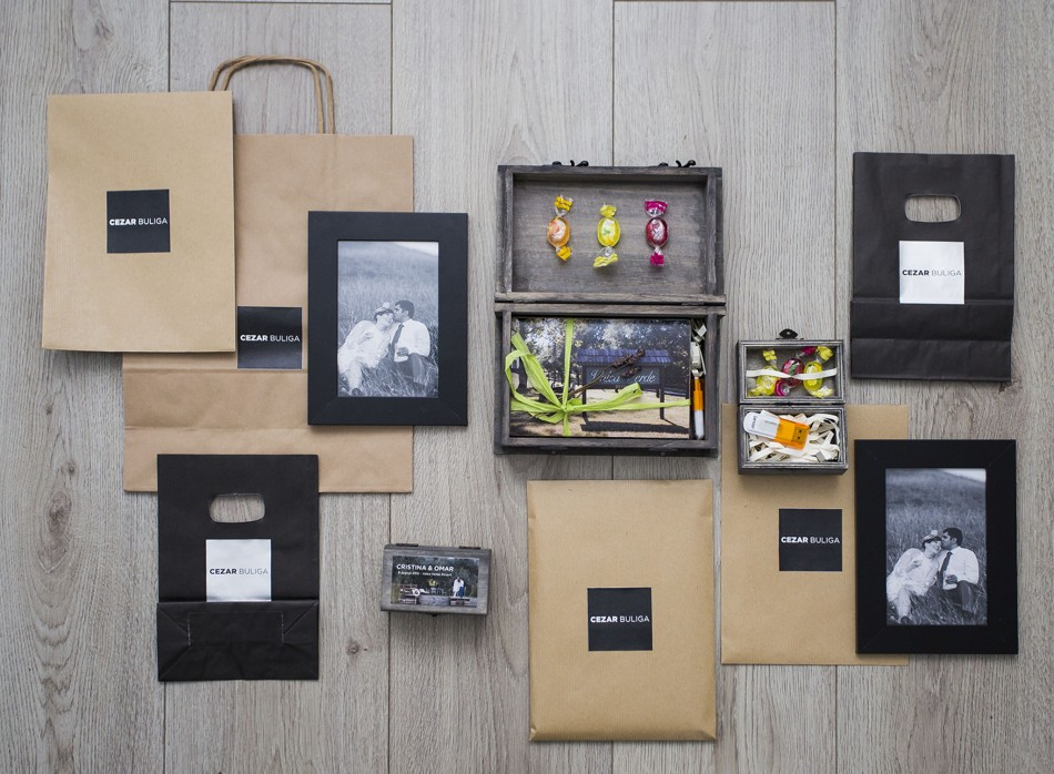 pachet nunta basic rama foto cutie usb lemn stick printuri foto