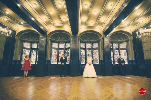 fotografie creativa artistica de nunta si eveniment targu mures fotograf profesionist cezar buliga claudia si vlad restaurant sandoria