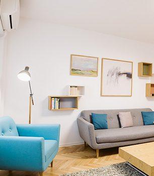 Amenajare apartament Bucuresti by Mihaela Cetanas